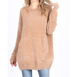 Oversized chenille sweater S, M, L, XL NWT